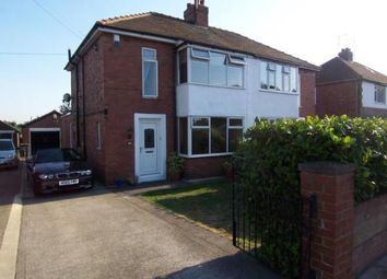 Thumbnail 2 bed flat for sale in Appledore Gardens, Chester Le Street