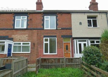 Thumbnail 2 bed terraced house for sale in Mayfield Terrace, Askern, Doncaster.
