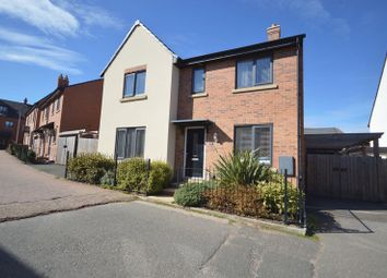 Thumbnail 4 bedroom detached house for sale in Darrall Road, Lawley Village, Telford