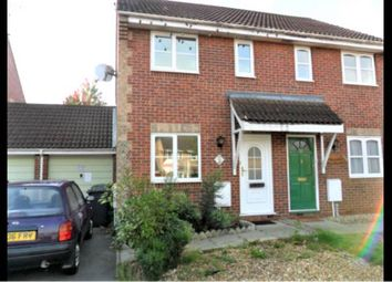 Thumbnail 2 bed semi-detached house for sale in Bassenthwaite Gardens, Bordon