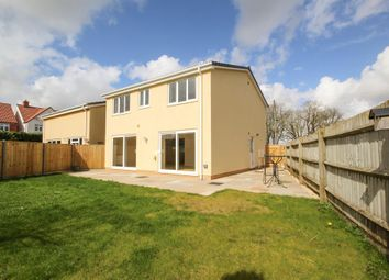 Thumbnail 4 bed detached house for sale in Wotton Road, Charfield