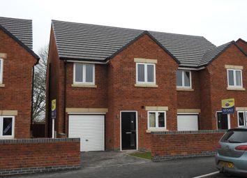 Thumbnail 3 bed semi-detached house for sale in Elmbridge, Bestwood Park, Nottingham