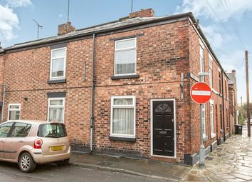 Thumbnail 2 bed terraced house for sale in Barton Street, Macclesfield