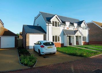 Thumbnail 3 bed semi-detached house for sale in Bound Lane, Hayling Island