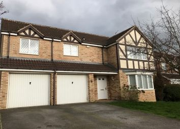 Thumbnail 4 bed detached house to rent in The Dell, Woodlaithes Village, Rotherham