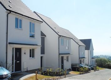 Thumbnail 4 bed detached house to rent in Victory Close, Madron, Penzance
