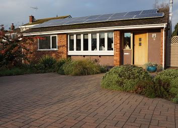 Thumbnail 2 bed detached bungalow for sale in 75, Croxall Road, Edingale, Tamworth, Staffordshire, Staffordshire