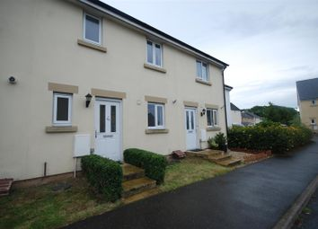 Thumbnail 3 bedroom terraced house to rent in Culm Close, Bideford