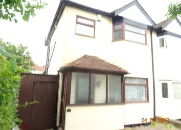 Thumbnail 3 bed semi-detached house to rent in Colman Avenue, Wolverhampton