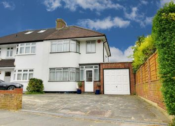 Thumbnail 3 bed property for sale in Churchbury Lane, Enfield