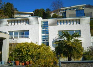 Thumbnail 10 bed villa for sale in Lugano (District), Ticino, Switzerland