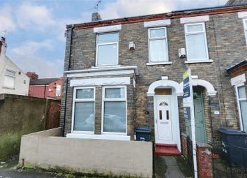Thumbnail 3 bed end terrace house for sale in Bacheler Street, Hull, East Yorkshire