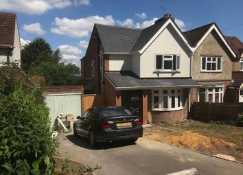 Thumbnail 3 bed semi-detached house to rent in Allcroft Road, Reading