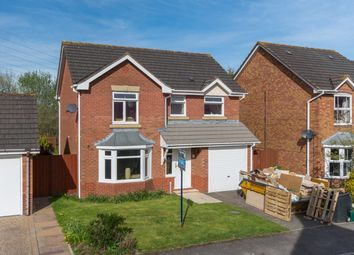 Thumbnail 4 bed detached house for sale in Pear Tree Hey, Yate, Bristol