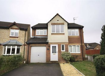 Thumbnail 4 bed detached house for sale in Kings Avenue, Chippenham, Wiltshire