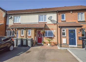 Thumbnail 2 bed terraced house for sale in Burridge Close, Marston Moretaine
