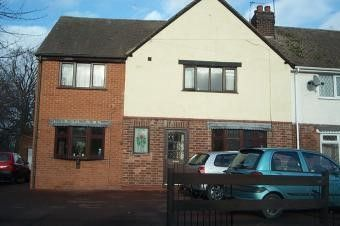 Thumbnail 6 bed link-detached house to rent in Kirk Avenue, Kegworth, Kegworth, Derby