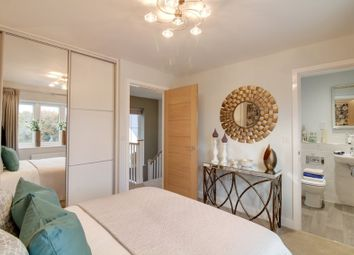 Thumbnail 3 bed terraced house for sale in The Bickleigh, Longston Cross, Bovey Tracey