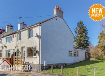 Thumbnail 2 bed end terrace house for sale in Eaton Place, Leeswood, Mold