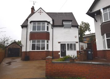 Thumbnail 3 bed detached house for sale in Grosvenor Road, Newcastle-Under-Lyme