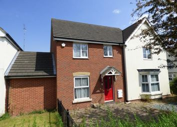 Thumbnail 3 bed terraced house for sale in Chadwell St. Mary, Grays, Essex