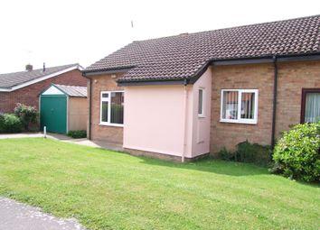 Thumbnail 2 bedroom semi-detached bungalow for sale in Kings Avenue, Framlingham, Woodbridge