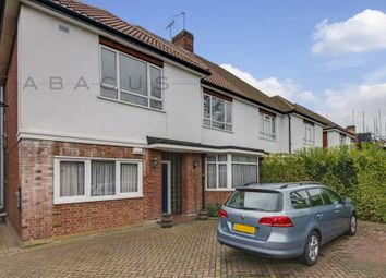 Thumbnail 2 bed flat to rent in The Avenue, Brondesbury