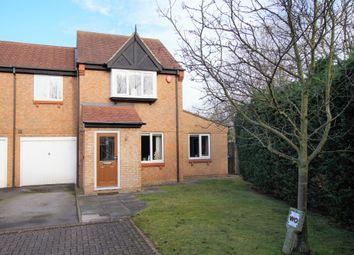 Thumbnail 3 bed semi-detached house for sale in Wash Beck Close, Scarborough