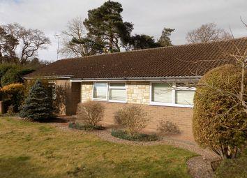 Thumbnail 3 bed detached bungalow for sale in Winston Walk, Lower Bourne, Farnham