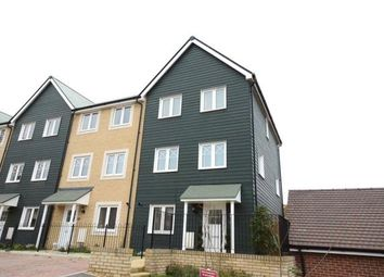 Thumbnail 4 bed end terrace house for sale in Boyce Road, Church Crookham, Fleet