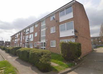 Thumbnail 2 bedroom flat for sale in Coronation Court, East Tilbury, Essex