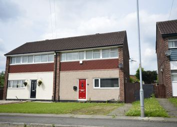 Thumbnail 2 bed semi-detached house for sale in Mossfield Road, Kearsley, Bolton