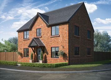 Thumbnail 4 bed detached house for sale in Meadow View Off Highclove Lane, Worsley