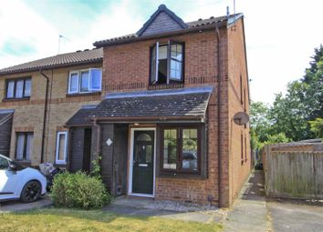 Thumbnail 1 bed end terrace house for sale in Greystoke Drive, Ruislip