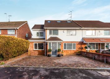 Thumbnail 5 bedroom semi-detached house for sale in Livingstone Road, Crawley