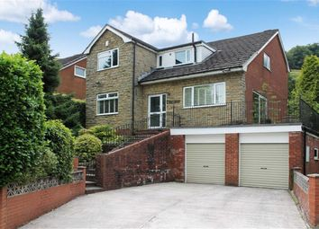 Thumbnail 4 bed detached house for sale in Ramsden Wood Road, Todmorden