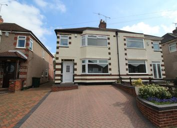 Thumbnail 3 bed semi-detached house for sale in Clayton Road, Coundon, Coventry