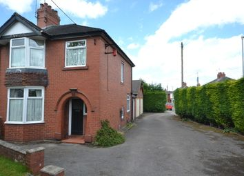 Thumbnail 3 bed semi-detached house to rent in Werrington Road, Bucknall, Stoke-On-Trent