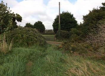 Thumbnail Land for sale in Land At Chapel Lane, Canonstown, Hayle, Cornwall