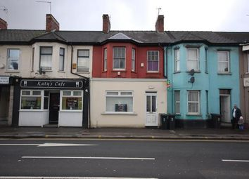 Thumbnail 1 bed flat to rent in Mount Pleasant, Malpas Road, Newport