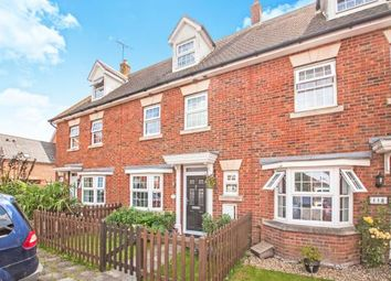 Thumbnail 4 bedroom terraced house for sale in The Avenue, Hersden, Canterbury, Kent