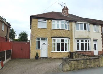 Thumbnail 3 bed semi-detached house for sale in Brackens Lane, Alvaston, Derby