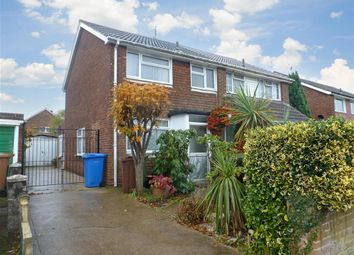 Thumbnail 3 bed semi-detached house for sale in Lower Road, Teynham, Sittingbourne, Kent