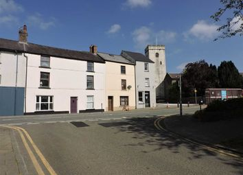Thumbnail 4 bed town house for sale in Spilman Street, Carmarthen