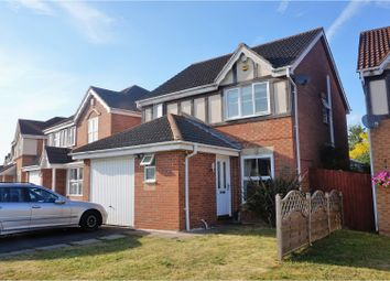 Thumbnail 3 bedroom detached house for sale in Jewsbury Way, Thorpe Astley