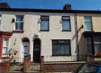 Thumbnail 4 bed terraced house for sale in Vicar Road, Liverpool, Merseyside