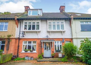 Thumbnail 4 bed terraced house for sale in Hilton Avenue, Finchley, London, Uk