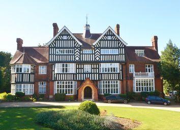 Thumbnail 2 bed flat for sale in Goddington Manor, Orpington, Kent