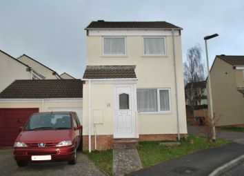 Thumbnail 2 bedroom detached house to rent in 2 Bedroom Link-Detached House With Garage, Walnut Way, Barnstaple