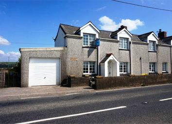 Thumbnail 3 bed cottage for sale in Farm Road, Cefn Cribwr, Bridgend